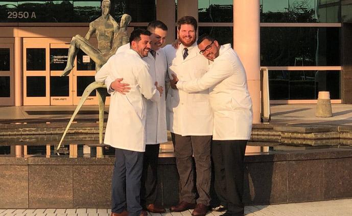 Fellowship Jacksonville FL | Dr. Hermes Koop M.D. F.A.C.P