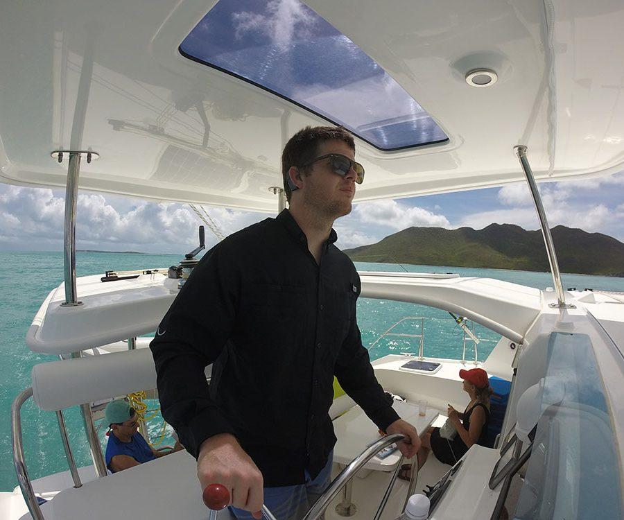 Boat Ride | Dr. Hermes Koop M.D. F.A.C.P
