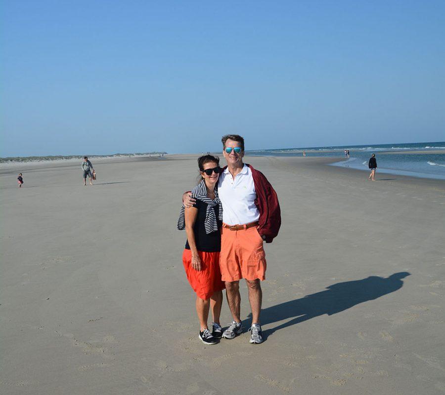 Family Picture Neverlands Beach   Dr. Hermes Koop M.D. F.A.C.P
